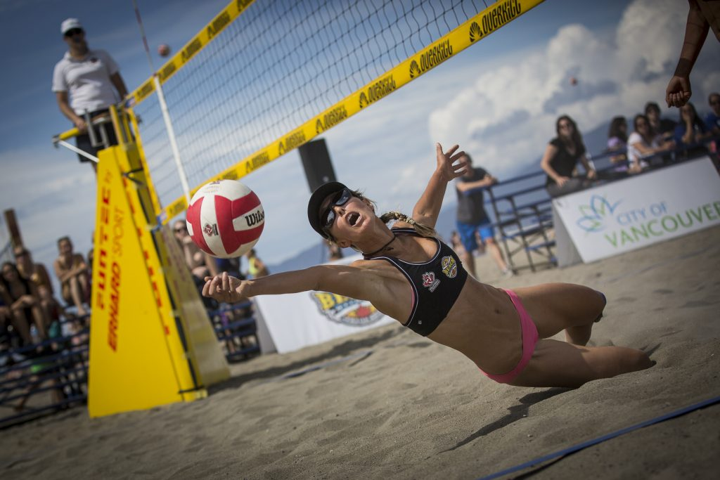 Vancouver volleyball photographer